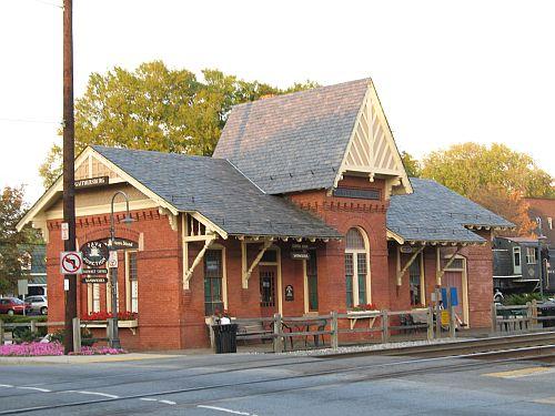 Olde Town Gaithersburg Maryland